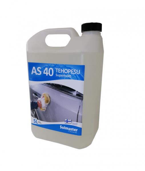AS 40 Tehopesu