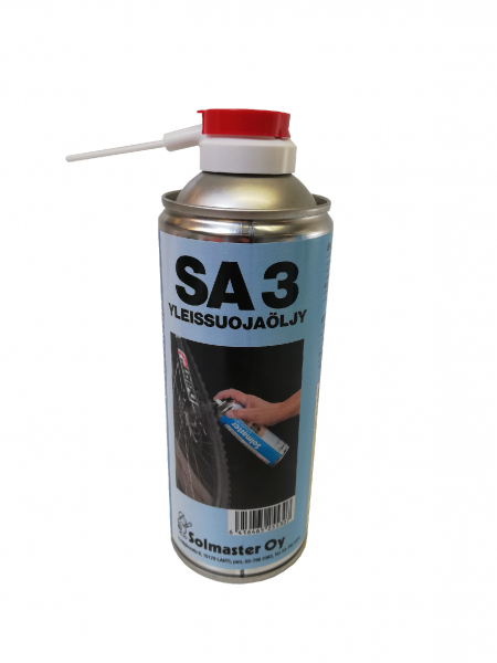 SA 3 Yleissuojaöljy